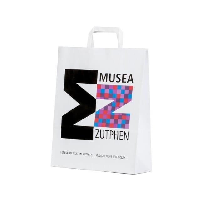papieren tas Musea Zutphen