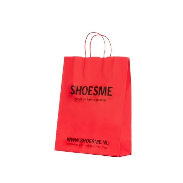 papieren tas Shoesme
