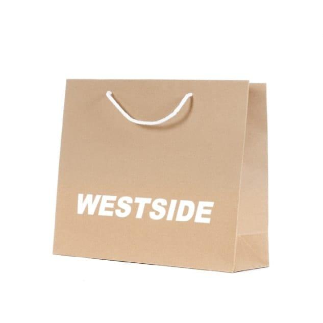 papieren tas Westside Luxe