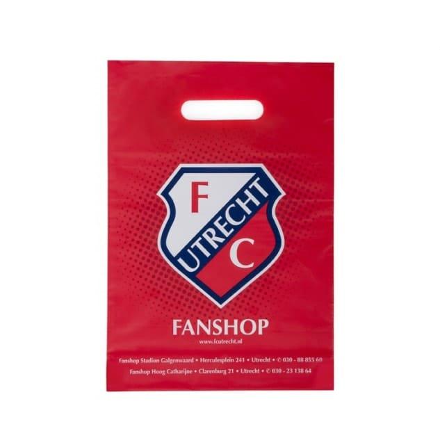 plastic tas FC Utrecht