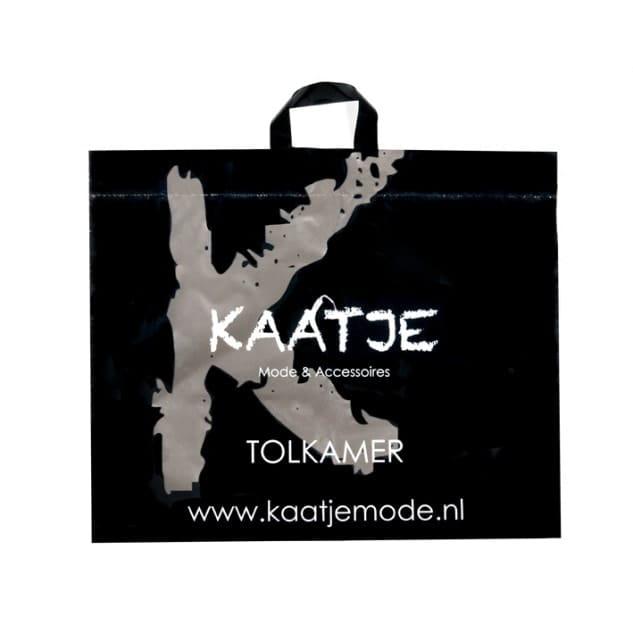 plastic tas Kaatje