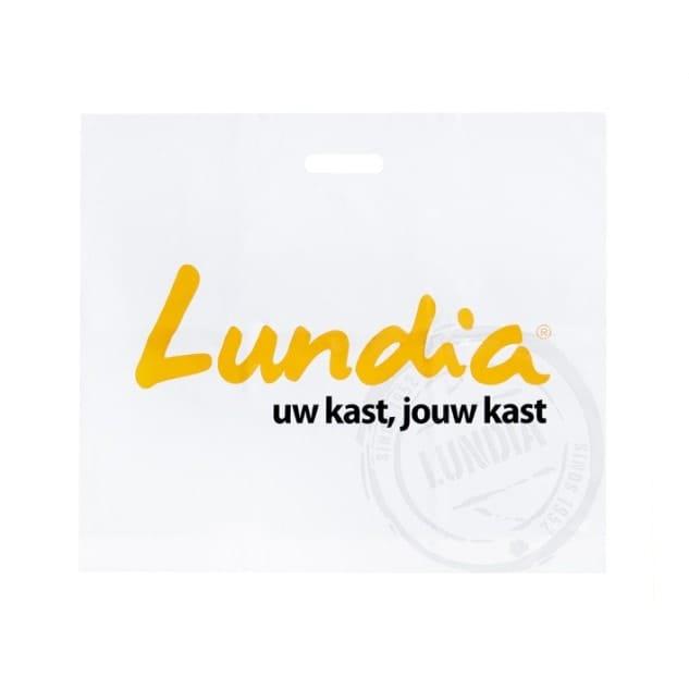 plastic tas Lundia