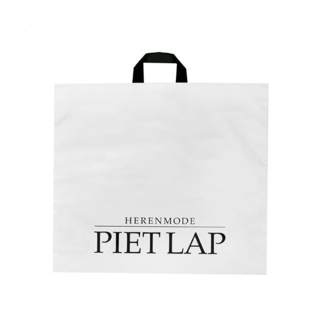 plastic tas Piet Lap