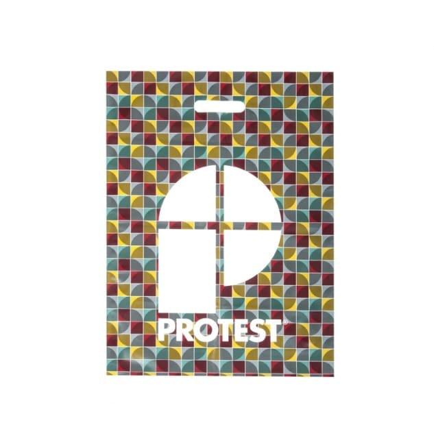 plastic tas Protest 2011